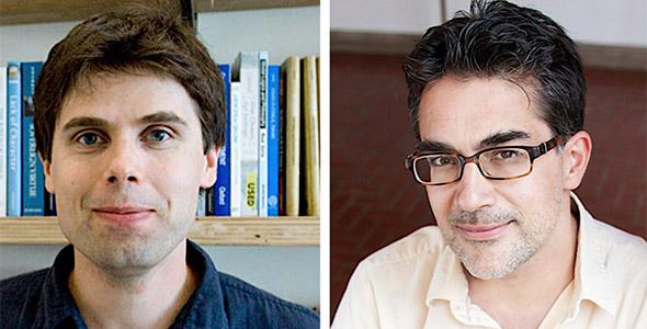 Caspar Hare and Kieran Setiya