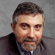 Nobel laureate Paul Krugman