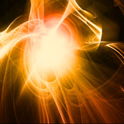 explosion of energy