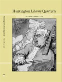 Huntington Library Quarterly