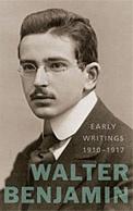 Walter Benjamin book cover
