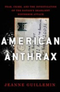 American Anthrax book cover
