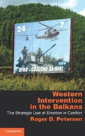 Western Intervention in the Balkans book cover