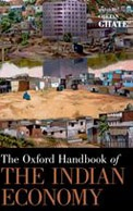 Oxford Handbook of the Indian Economy book cover
