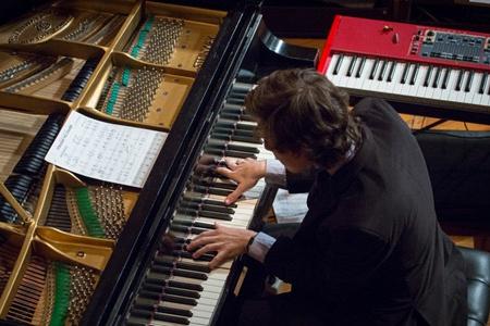 Student pianist