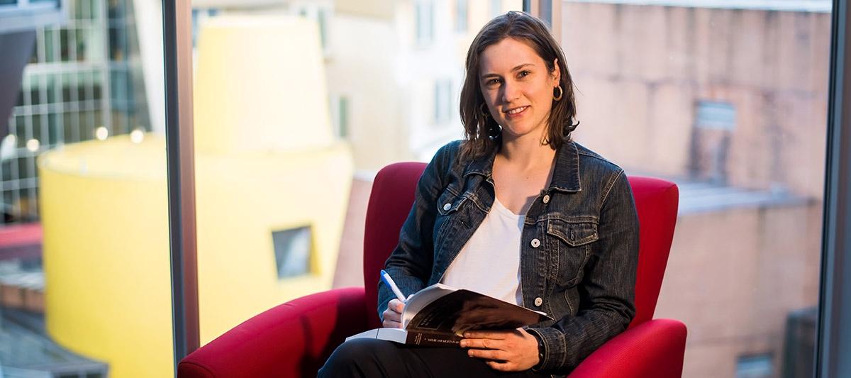 Meet philosophy PhD student Marion Boulicault