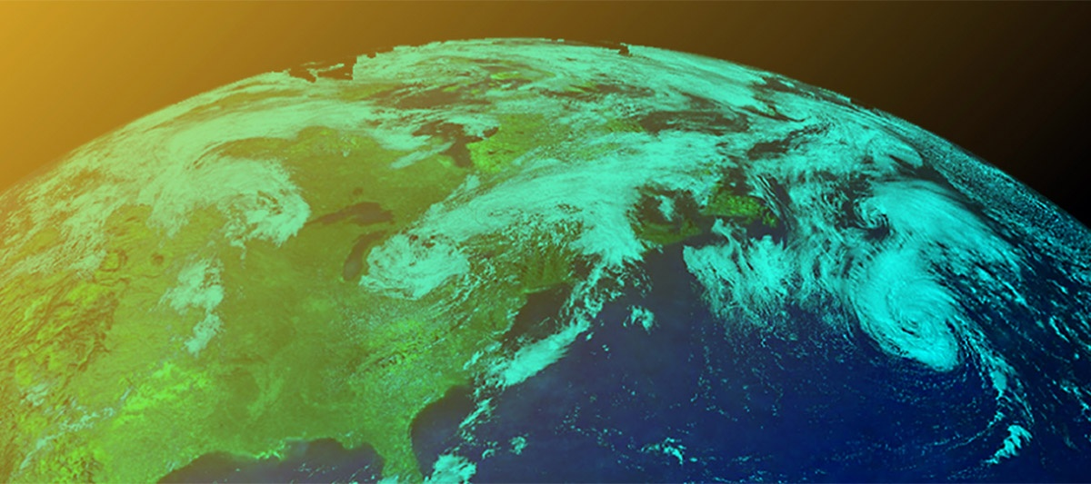 MIT Climate Plan Image of the Earth