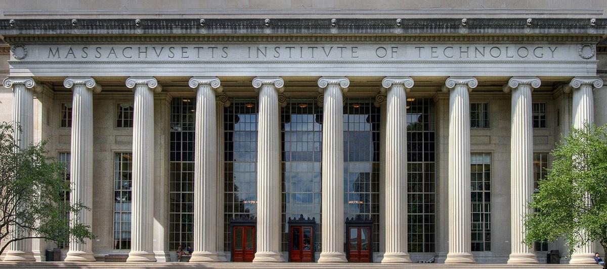 MIT Building 10 Entrance
