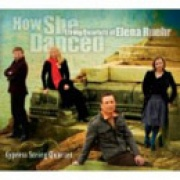 "CD cover to ""How She Danced"""