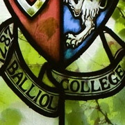 Balliol College stained glass