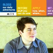 Admissions Blog icon