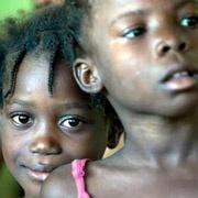 Haitian girls