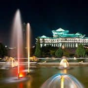 national library of North Korea