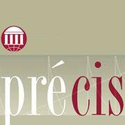 precis newsletter logotype