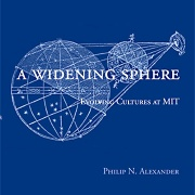 book cover, A Widening Sphere