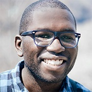 photo of Jamelle Bouie, Slate editor