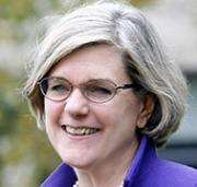 photograph of MIT economist Nancy Rose