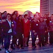 Group photo at KSJ anniversary celebration