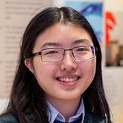 MIT student Ivy Li