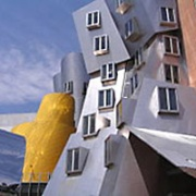 Stata Center, home of MIT Linguistics
