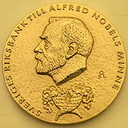 Nobel Prize medal for Economics Sciences