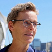 Portrait of MIT Professor Kate Brown