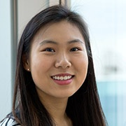 Christine Soh '20, computer science and linguistics