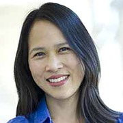 Portrait of MIT Professor Lily Tsai