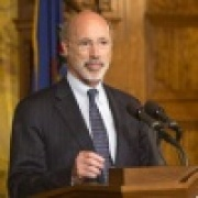 Portrait of Gov Tom Wolf, PhD '81