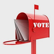 Vote by Mail, mailbox