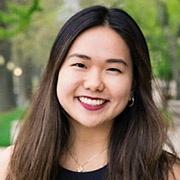 portrait of Claudia Chen