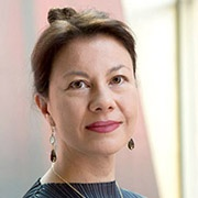Portrait of MIT Historian Emma Teng