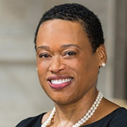 Melissa Nobles, Professor of Political Science at MIT, Chancellor of MIT