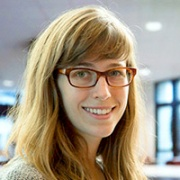 portrait, E. Catherine Clark, MIT history professor