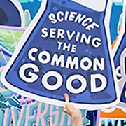 March for Science, signs