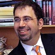 portrait of Daron Acemoglu