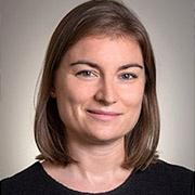 portrait of economist Clare Balboni