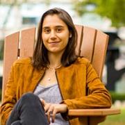 Kiara Wahnschafft '22, Economics and MechE