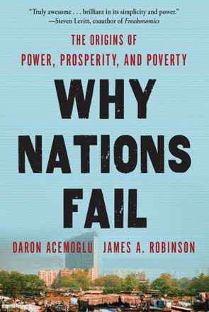cover - Why Nations Fail