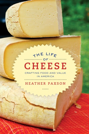 The Life of Cheese book cover