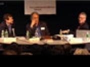 Left to Right: Lightman, Kanigel, Levenson